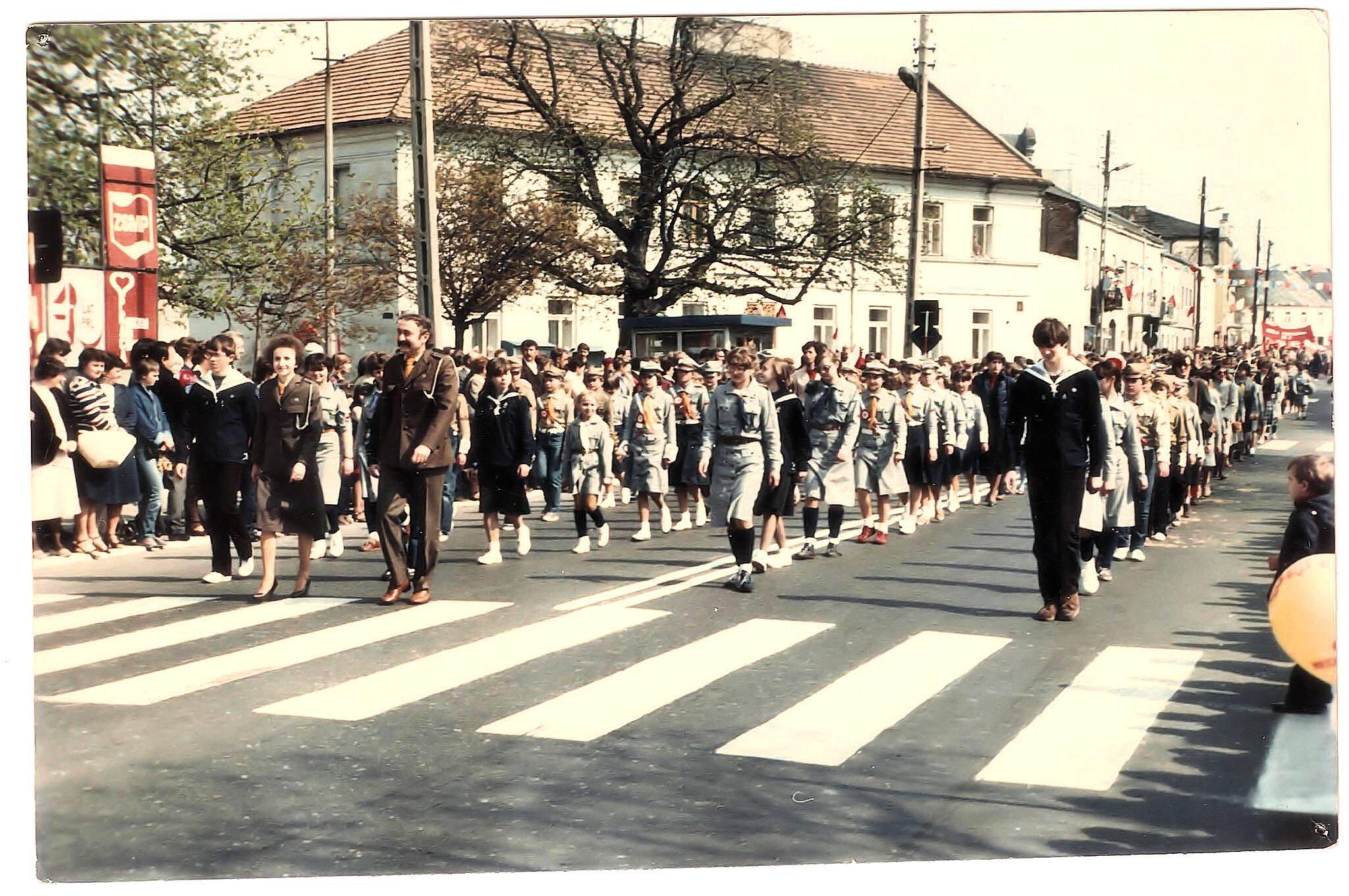 1-Maj 1985