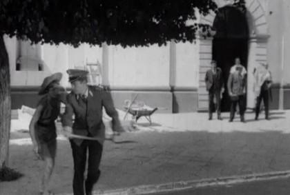 Bicz Boży - film kręcony w Rawie (1966)