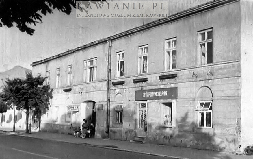 Dawny internat LO - ulica Kościuszki