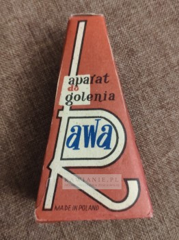 Aparat go golenia - Made in Rawa