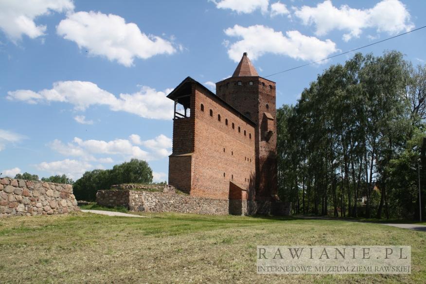 Wczoraj i dziś: Zamek 1915/2013